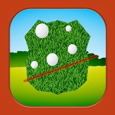 Golf Field Slicer : The 18th hole Too many balls Tournament - Gold Edition