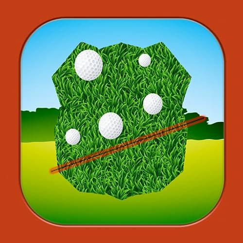 Golf Field Slicer : el hoyo 18 torneo demasiadas pelotas - gold edition
