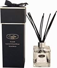 Caitlins Home Reed Diffuser Ocean Breeze Scent Natural Reed Sticks Home Fragrance Gift 5.1oz