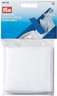 Prym Dressmaker's Fleece (Iron) 90 x 45 cm White, Polyester