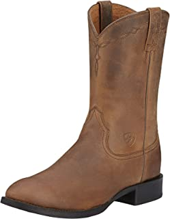 Ariat Men's Heritage Roper Western Cowboy Boot