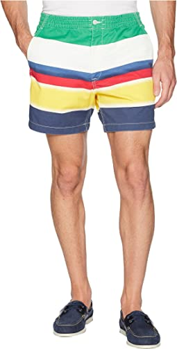 CP-93 Striped Stretch Twill Shorts