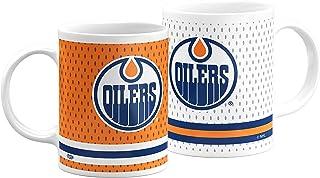NHL Edmonton Oilers Coffee Mug, 2-Pack