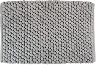 DII Ultra Soft Chunky Chenille Microfiber Memory Foam Spa Bath Rug, Luxury & Absorbent, Place Near Vanity, Bath Tub or Sho...