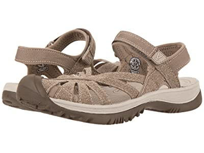 Keen Rose Sandal (Brindle/Shitake) Women