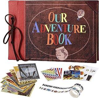 Album Photo Scrapbooking Albums Photos 60 Pages,DIY Scrapbooking Livre Souvenirs Albums Photo Pour Bébé Enfant,photo Scra...