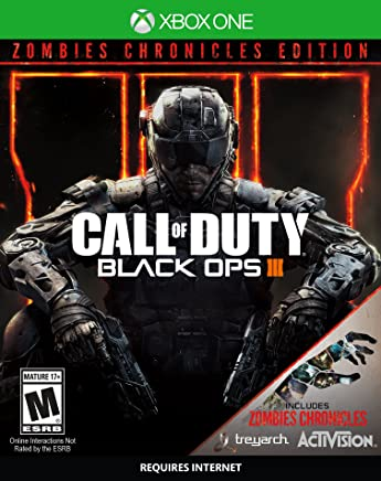 $24 » Call of Duty Black Ops III Zombie Chronicles - Xbox One
