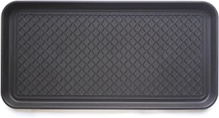 flat plastic tray