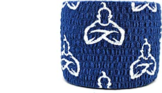 Liftgenie Thumb Adhesive Weightlifting Tape | Protects Thumbs When Lifting Weights & Prevents Knurling | Stretchy Adhesive Athletic Hook Grip Tape for Weightlifters