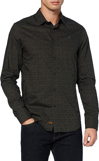 G-STAR RAW Dressed Super Slim Camisa para Hombre