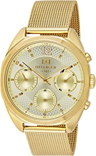 Women's 1781488 Analog Gold-Tone Watch