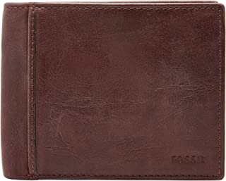Fossil Leather Men's Wallet