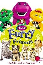 barney furry friends