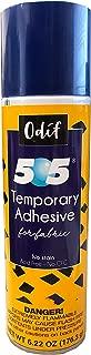 Odif 505622CAN6 Basting Spray, 6.22 oz, Clear