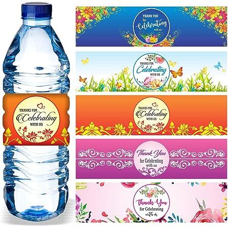 Water Bottle Wraps 30 Personalized Wedding Water Bottle Labels Wedding Bottled Water Labels Bottle Stickers Bottled Water Labels
