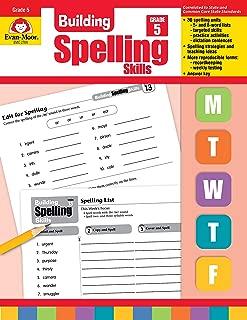 Building Spelling Skills: Grade 5