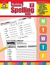 Building Spelling Skills: Grade 5 PDF