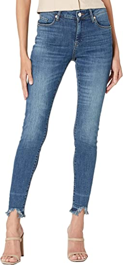 The Bond Mid-Rise Skinny in Close Attention