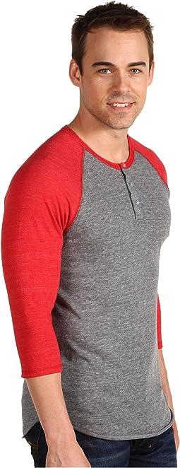 Eco Grey/True Red