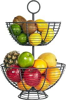 farmhouse tiered fruit basket