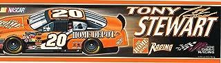 Tony Stewart #20 - Nascar - Home Depot - Bumper Sticker