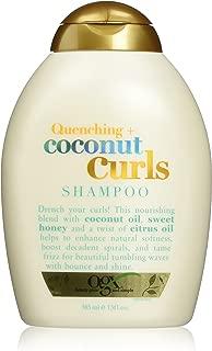 Organix Quenching Coconut Curls Shampoo 385 Ml (13Fl.Oz.)