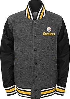 NFL Youth Boys Letterman Varsity Jacket 9a8380ebd92f