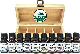usda organic essential oils
