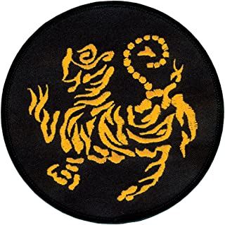 Patch - Deluxe Shotokan Gold Tiger Patch