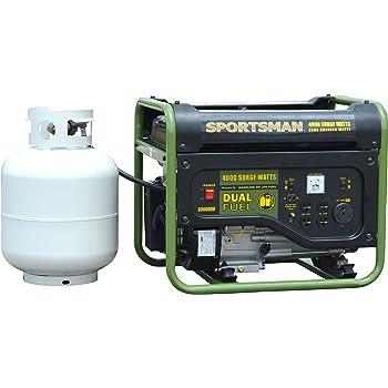Sportsman GEN2000 Gas Powered Portable Generator 1400 Running Watts//2000 Starting Watts
