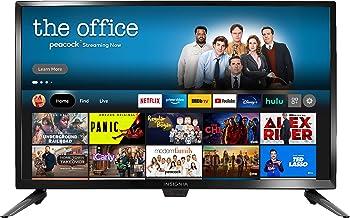 تلویزیون All-New Insignia NS-24DF310NA21 24 اینچ Smart HD 720p - نسخه Fire TV