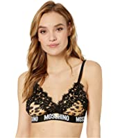 Moschino - Lace Triangle Bra