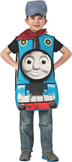 Rubies Thomas and Friends Deluxe 3D Thomas The Tank Engine Costume, Child Small