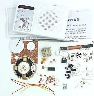 TEKNON 自分で作る 高感度 AM FM IC ラジオ 製作 キット RW08-11