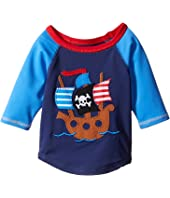 Mud Pie - Pirate Shark Rashguard (Infant/Toddler)