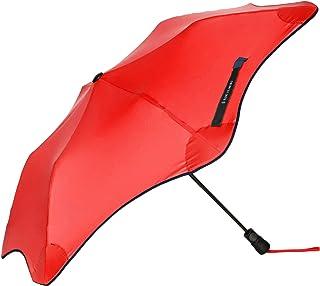 (ムーンバット) MOONBAT ブラント METRO 婦人折りたたみ傘 (耐風傘) 無地×パイピング 21-153-08771-01