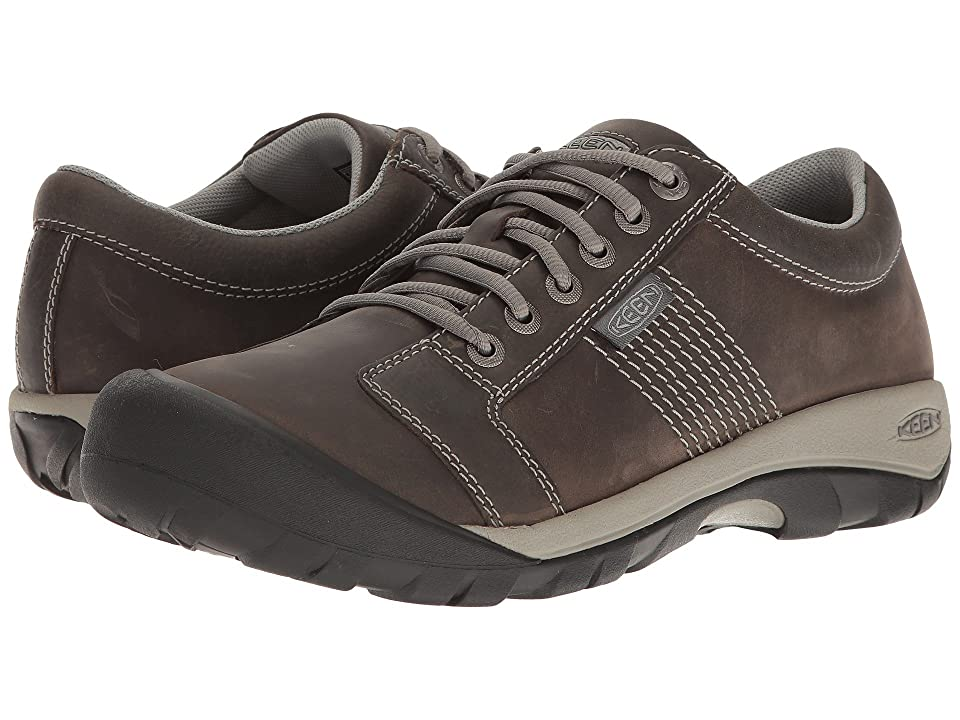Keen Austin (Gargoyle/Neutral Gray) Men's Shoes
