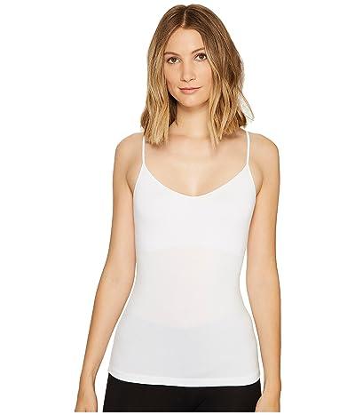 Cosabella Talco Long V-Neck Camisole (White) Women