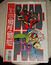 DEADPOOL #4, (The Circle Chase Round 4), November 1993 (VOLUME 1)