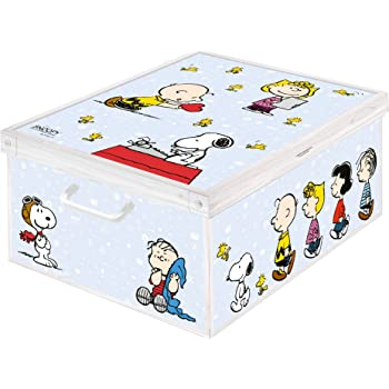 Kanguru 1 Caja de almacenamiento en cartòn Lavatelli, PEANUTS ...