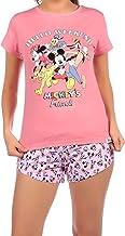 Disney Pijama para Mujer Mickey Mouse Minnie Mouse y y Amigos