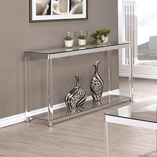 Acrylic Dining Tables: Amazon com