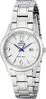 Orient Women's FNR1Q005W0 Charlene Automatic Silver-Tone Stainless Steel Watch