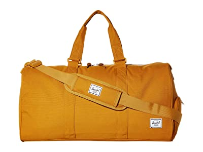 Herschel Supply Co. Novel Mid-Volume (Buckthorn Brown) Duffel Bags