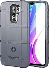 FanTing Case for Samsung Galaxy M01 Core, Anti-Slip Ultra Thin Shock Absorption Anti Scratch Protective, Cover Case for Samsung Galaxy M01 Core.(Gray)