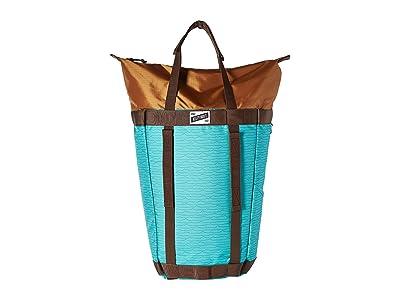 Kelty Hyphen Pack Tote (Latigo Bay Infinite Mountain) Tote Handbags