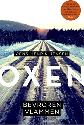 Bevroren vlammen (Oxen Book 3)