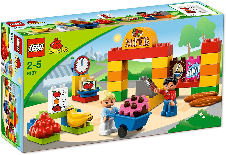 LEGO Duplo 6137  Phantasie My First Supermarkt