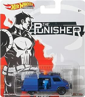 Hot Wheels Punisher Van