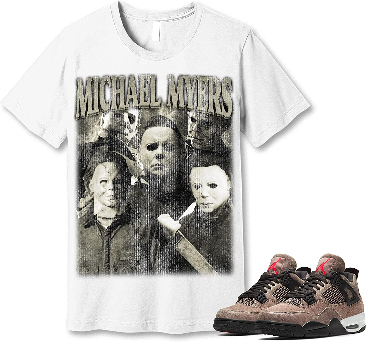 #Michael Discount is also underway #Myer Union T-Shirt to Match Sneake 4 Taupe Challenge the lowest price Haze Jordan
